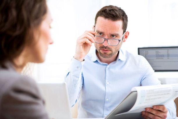 Tutkimus osoitti, että työntekijät pystyivät arvioimaan oman esimiehensä persoonallisuutta suhteellisen tarkasti.