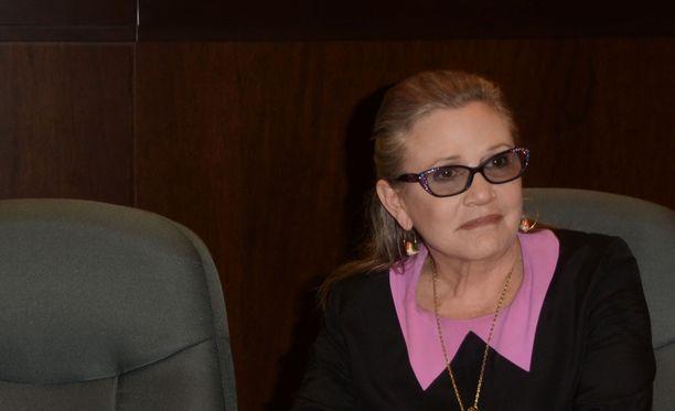 Edesmenneestä Carrie Fisheristä ei aiota tehdä digitaalista versiota Star Wars -elokuvia varten.