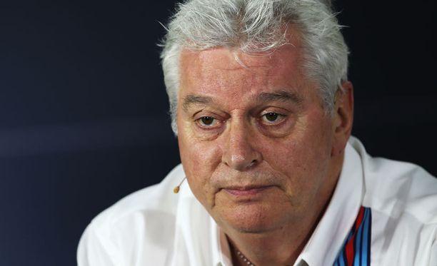 Pat Symonds kertoi Williams-tallin autojen kehitystyöstä. Meniköhän viime kauden auton kanssa vähän pitkäksi?