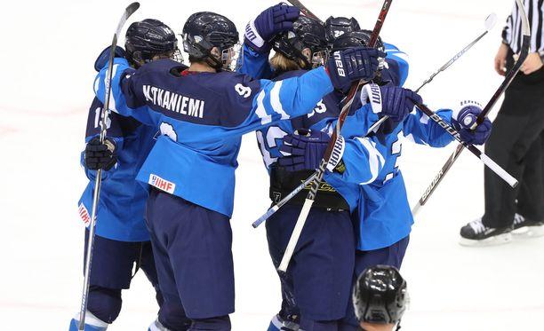 Pikkuleijonat on voittanut kaikki kuusi otteluaan Venäjän MM-kisoissa.