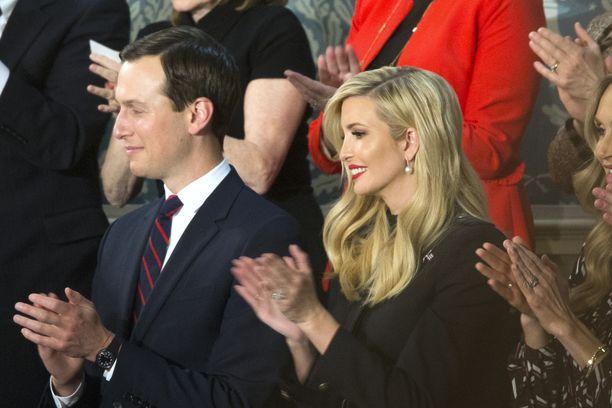 Jared Kushner on tiivistänyt Trumpien suhdetta juutalaisiin.