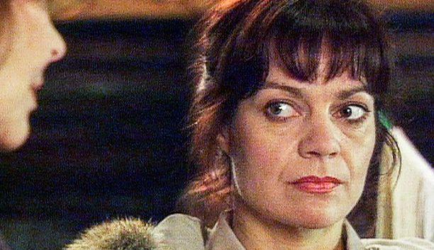 Lena Meriäinen esittää Eeva Mäkimaata.