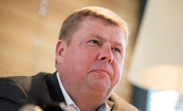 Talvivaaran toimitusjohtaja Pekka Perä pitää sopimusta molemmille osapuolille hyvänä ratkaisuna.