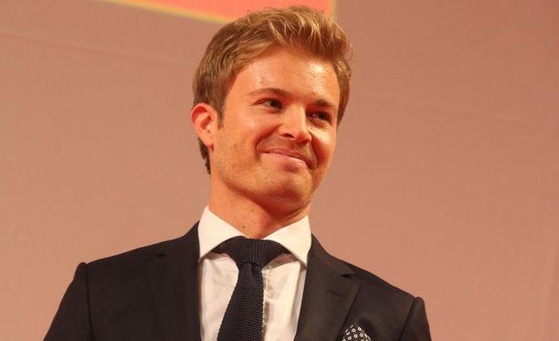 Nico Rosberg haluaisi olla toimintasankari.