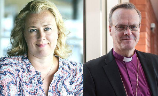 Sensuroimaton Päivärinta tänään: Jutta Urpilainen rikkoo hiljaisuuden ja uusi arkkipiispa Tapio ...