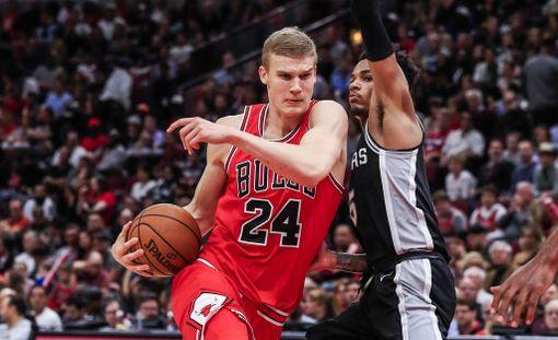 Lauri Markkanen ei ole nöyristellyt NBA:ssa.