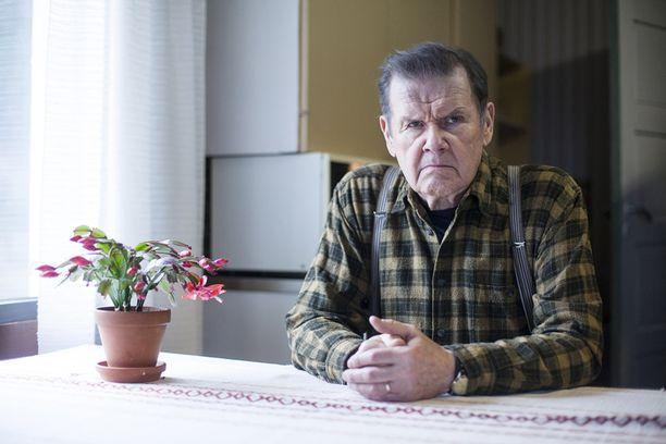 Mielensäpahoittaja on ollut todellinen katsojamenestys. Pääosassa nähdään Antti Litja.