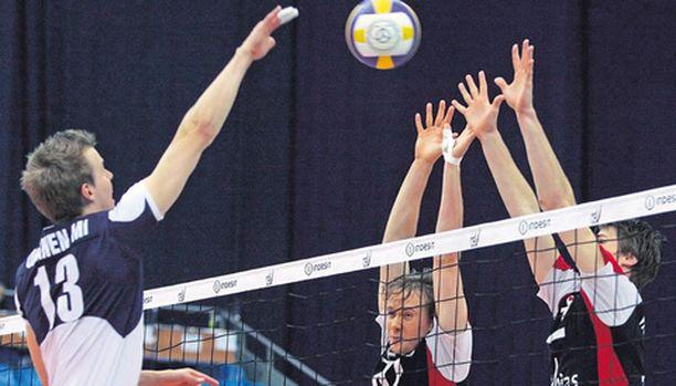 Mikko Oivanen on esittänyt loistavia otteita Suomen huippupeleissä.