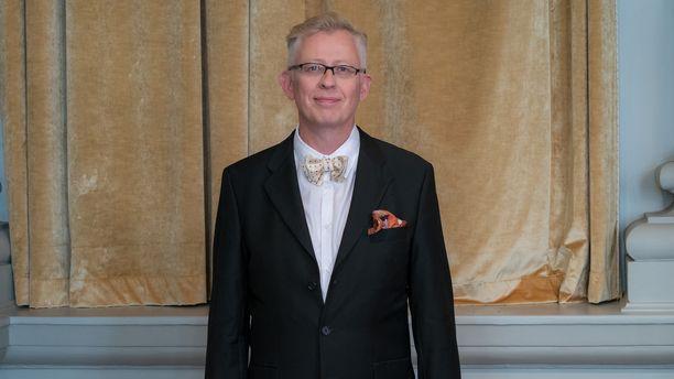 Pekka Pouta aloitti uransa maikkarin sääkartoilla jo 90-luvulla.