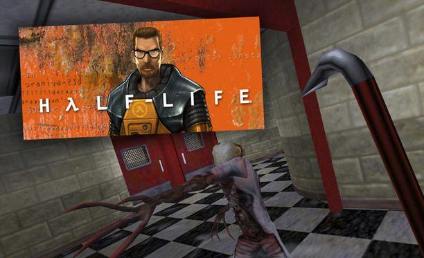 Sorkkarauta on yksi tunnetuimmista Half-life-aseista.