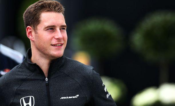 Stoffel Vandoorne jatkaa McLarenilla.