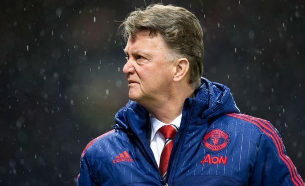 Louis van Gaalin Manchester United kohtaa tänään verivihollisensa Liverpoolin.