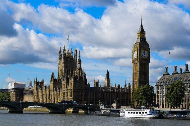 Schaumanien perheloma Lontoossa ei mennyt suunnitelmien mukaan.