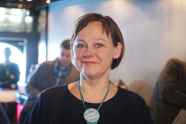 Paula Lehtomäki on valittu Pohjoismaiden ministerineuvoston uudeksi pääsihteeriksi. KUVA: JOHN PALMEN/IL.