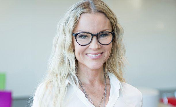 Susanna Tanni valmistautuu parhaillaan uusiin Playboy-kuvauksiin.
