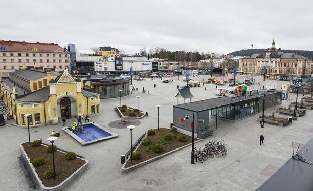 Kuopiossa sairastavuus on säilynyt suurempana kuin muissa väkirikkaissa kaupungeissa.