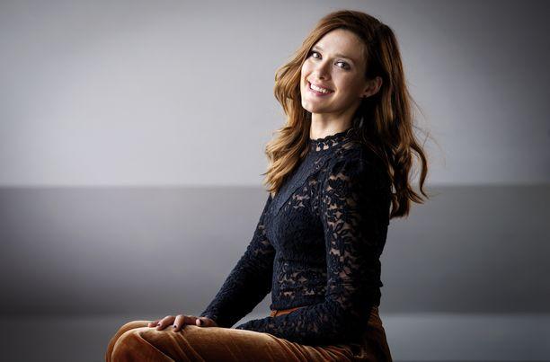 Krista Kosonen, 35, tunnetaan esimerkiksi elokuvista Kätilö ja Miami.