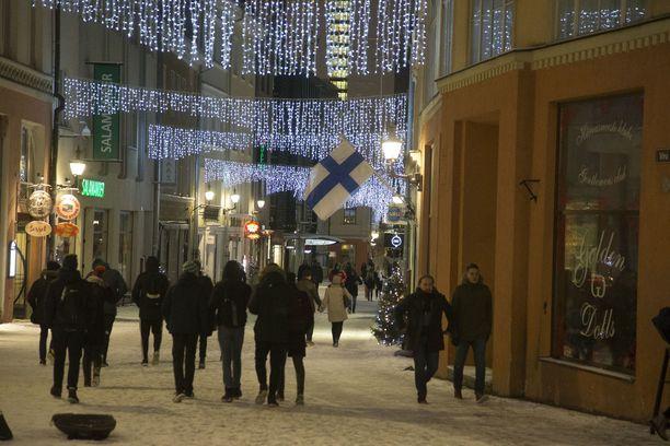 Seksikauppa ei enää näy Tallinnan katukuvassa tai yöelämässä samalla tavalla kuin vielä kymmenen vuotta sitten.