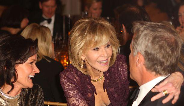GCAPP:n järjestämässä juhlassa Fondalla riitti onnittelijoita.