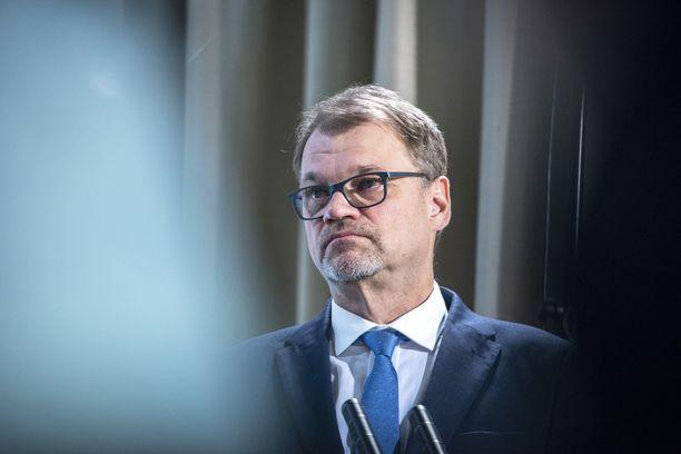 Juha Sipilä ei halunnut kommentoida HS:lle yhtiöittämissuunnitelmaa.