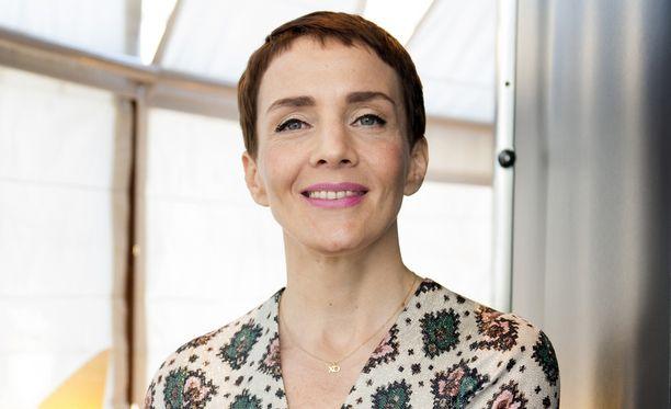Maria Veitola sanoi ulkonäköarvostelijoilleen suorat sanat.