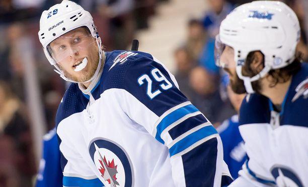 Winnipeg Jets ja Patrik Laine ovat listan kärjessä, kun NHL valitsee Eurooppaan ensi syksynä pelaamaan tulevat joukkueet.