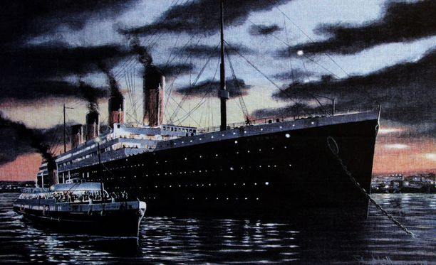 Titanic-aluksen kohtalo ei unohdu.