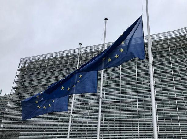Brysselissä Britannian lähtöä pidetään yhä todennäköisempänä.