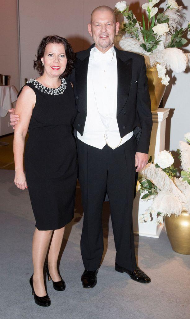 On hieno saavutus täyttää Finlandia-talo kahtena päivänä peräkkäin, toimitusjohtaja Johanna Tolonen kehui Strauss-konserttien isää, kulttuurituottaja Patrick Lagusta.