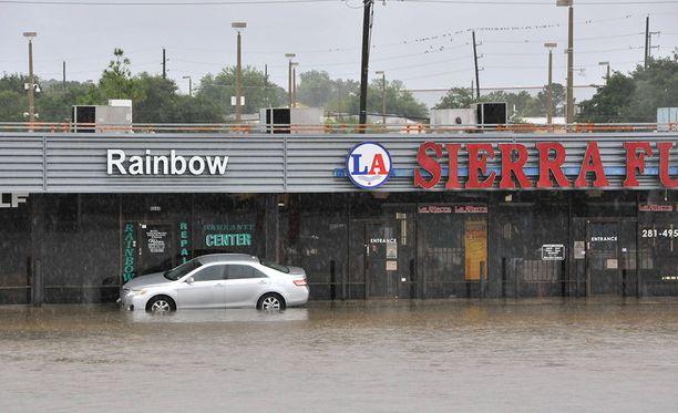Texasin lain mukaan rangaistukset ovat kovempia, jos rikokset tehdään katastrofialueella.