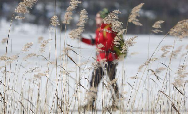 Tänä pääsiäisenä sää suosii ulkoilijoita, sillä aurinko paistaa käytännössä koko Suomessa sunnuntaihin asti.