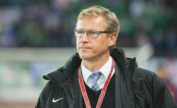 Päävalmentaja Markku Kanerva nimesi aloituskokoonpanon Turkkia vastaan.