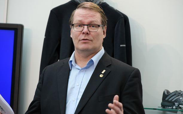 Antti Zitting on ensimmäinen suomalainen Fiban hallituksessa.