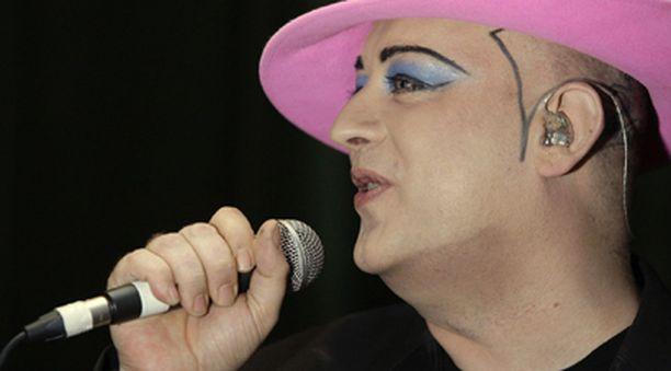 Boy Georgen laulu-ura oli huipussaan 80-luvulla.