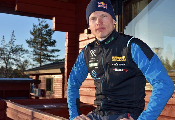 Iivo Niskanen ruotii suomalaista hiihtovalmennusta.