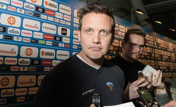 Lauri Marjamäki vei Leijonat tiistaina Pietariin ja seuraavaksi sieltä perjantaina Göteborgiin.