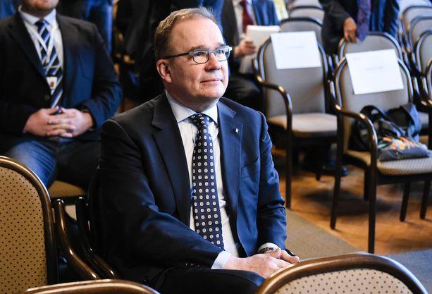 """Supon päällikön Antti Pelttarin mukaan suojelupoliisi on saamassa """"ajantasaisen"""" lainsäädännön."""