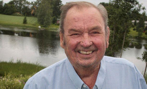 Paavo M. Petäjä toimi Hiihtoliiton johdossa 2000-luvun alussa.