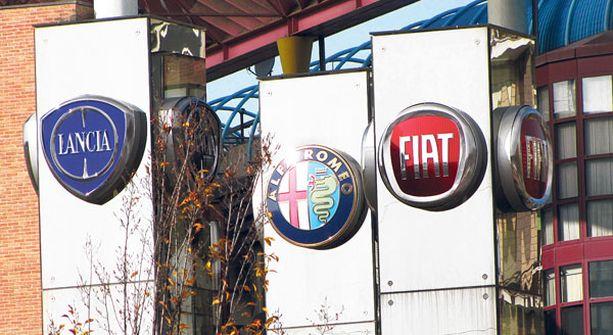 Fiatin ydin muodostuu kolmesta vahvasta merkistä.