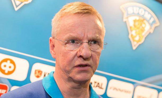 Kari Jalonen halusi antaa Petri Kontiolan asettua rauhassa Jaroslavliin.
