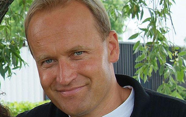 Janne Porkka pelasti vauvan.