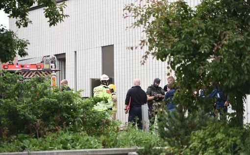 Helsingin kaupunginteatterissa räjähti, huoltomies loukkaantui – työtapaturman syynä kuivat sinkkiputket