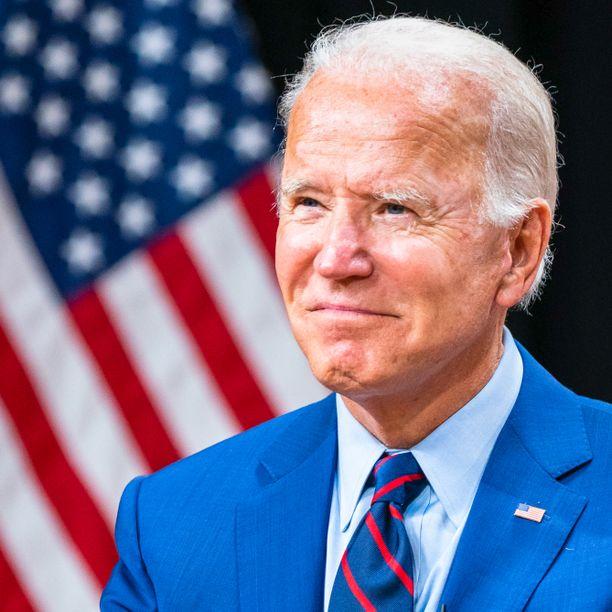 Entinen varapresidentti Joe Biden, 77, on Yhdysvaltain uusi presidentti.