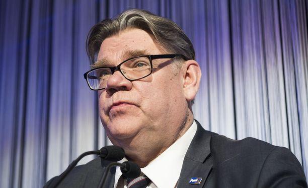 Timo Soini nousi aikanaan eduskuntaan Tony Halme -ilmiön mukana.