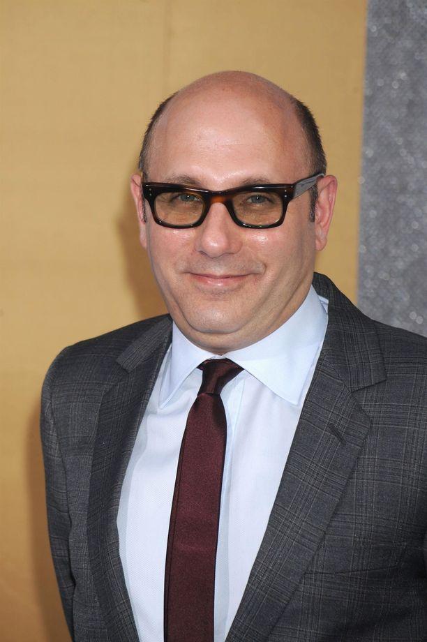 Willie Garson esiintyi urallaan myös Frendit-sarjassa.
