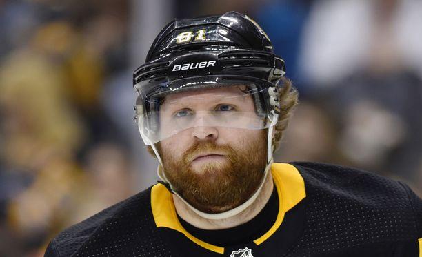 Phil Kessel pelaa Pittsburgh Penguinsin paidassa.