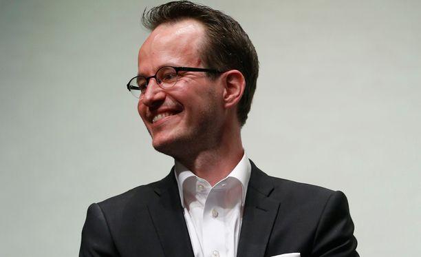 Juho Kuosmasen ohjaama Hymyilevä mies pärjäsi hyvin Cannesissa.