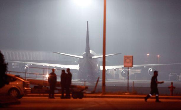 Arkistokuva Sabiha Gökçen -lentokentältä.