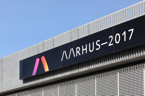 Kuttuuripääkaupunkiteema näkyy tänä vuonna Århusissa.