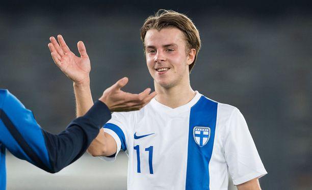 Roope Riski jatkaa uraansa Norjassa.